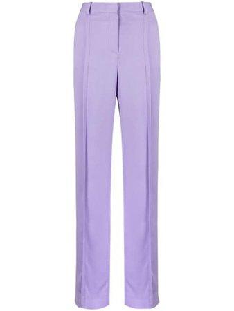 Versace high-waisted Trousers - Farfetch