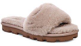 Women's Cozette Fur Slide Sandals
