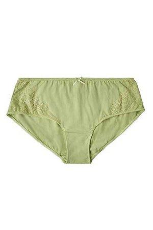 green panties