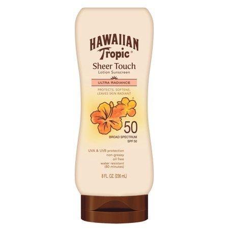 Hawaiian Tropic Sheer Touch Ultra Radiance Sunscreen