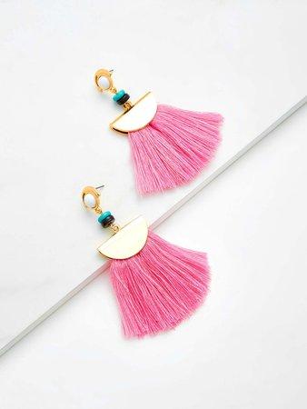 Fringe Tassel Cute Earrings