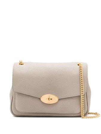 Neutral Mulberry Darley Shoulder Bag   Farfetch.com