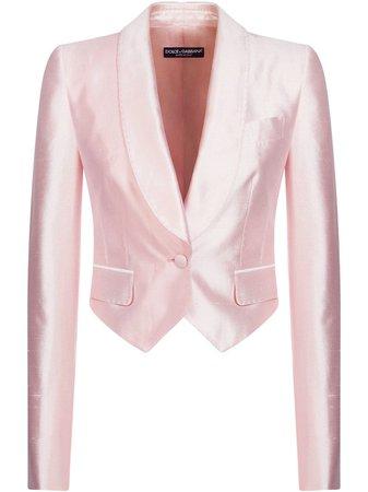 Dolce & Gabbana Blazer De Vestir Ajustado - Farfetch