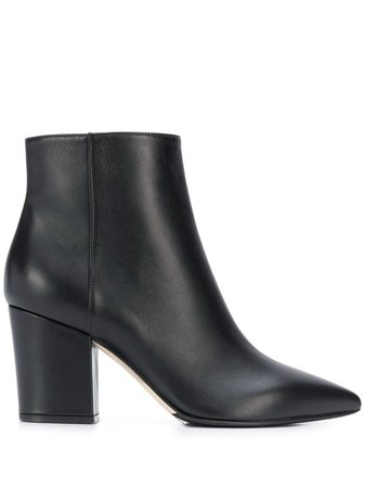Sergio Rossi mid-heel Ankle Boots - Farfetch