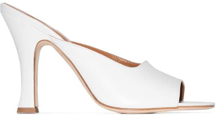 95 Square Toe Mule Sandals