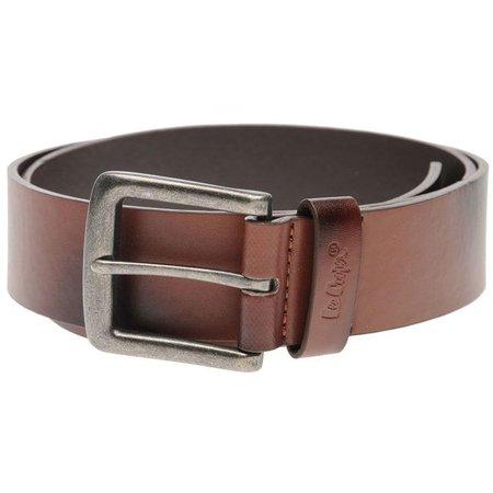 Lee Cooper Cooper Vintage Belt - Brown