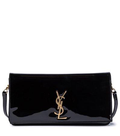 Saint Laurent - Kate Baguette Small leather shoulder bag | Mytheresa