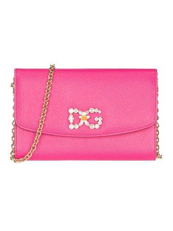 Dolce & gabbana Dolce & Gabbana Embellished Dg Mini Bag