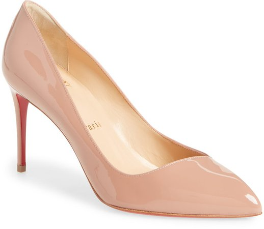 Corneille Pointed Toe Pump