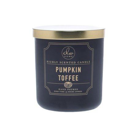 CW - PUMPKIN TOFFEE Candle