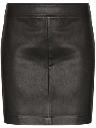 Helmut Lang high-waist Mini Skirt - Farfetch