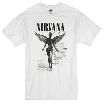 """Nirvana """"In Utero"""" T-Shirt"""