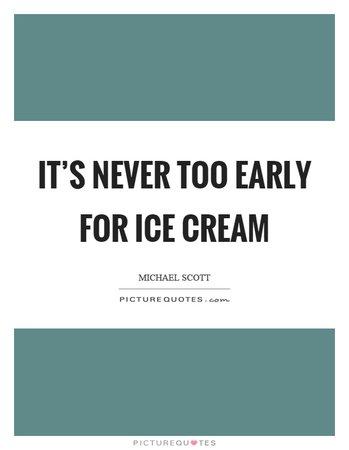 ice cream quotes