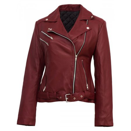 burgundy leather jacket - Google Search