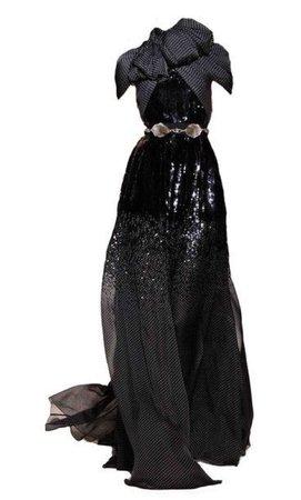 Black Gown Edit