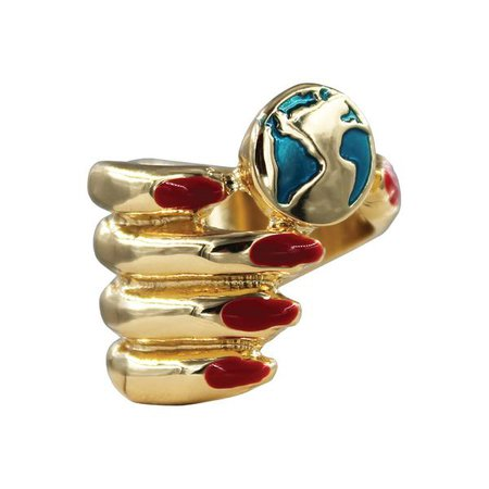 World Is Yours Ring - Melody Ehsani