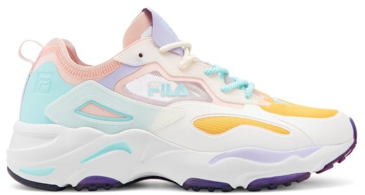 Ray Tracer Pastel Patchwork Sneakers