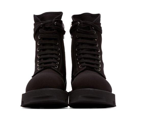 Rick Owens DRKSHDW Boots