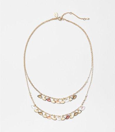 Dangly Delicate Necklace | LOFT