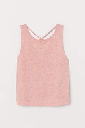 Sports Tank Top - Pink