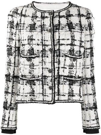 Chanel, single-breasted tweed jacket