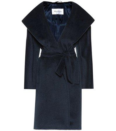Jader alpaca and wool coat