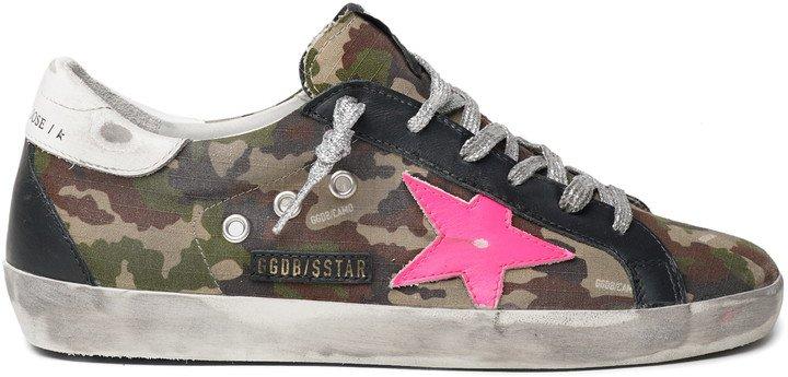 Super-Star Camo Sneaker
