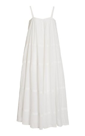 Odette Cotton Midi Dress By Posse | Moda Operandi