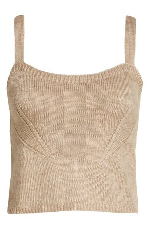 English Factory Sweater Tank | Nordstrom