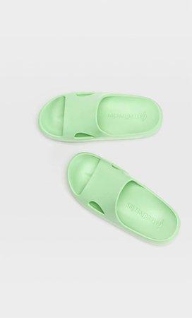 Ultralight flat sandals - Women's Just in | Stradivarius United States