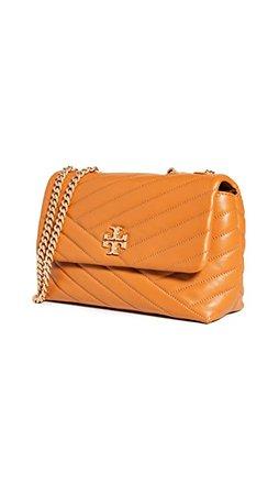 Tory Burch Kira Chevron Small Convertible Shoulder Bag | SHOPBOP