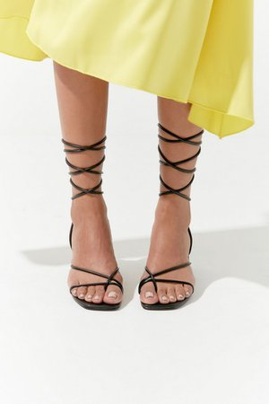 UO Alexa Strappy Sandal | Urban Outfitters