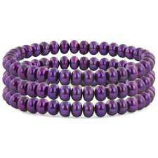 grape color jewelry - Google Search