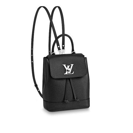 Lockme Backpack Mini Lockme - Handbags   LOUIS VUITTON ®