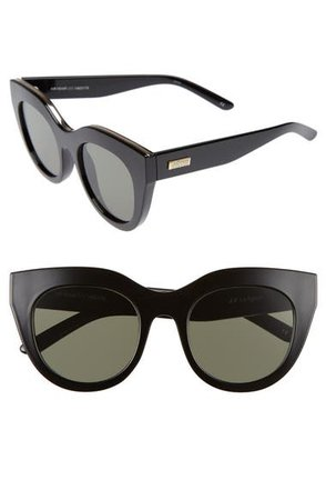 Le Specs Air Heart 51mm Sunglasses | Nordstrom