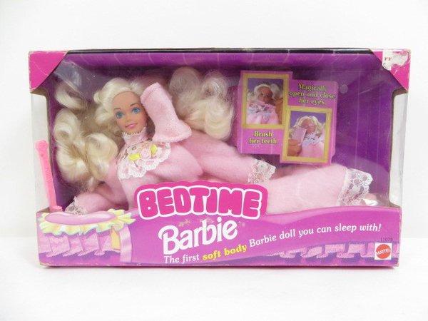 Vintage 1993 Bedtime Barbie Doll - shopgoodwill.com
