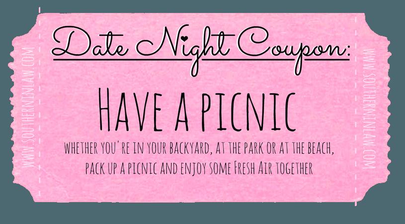 picnic date quote - Google Search