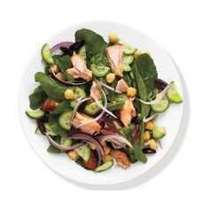 Google Image Result for https://i.pinimg.com/236x/f2/83/c0/f283c048873416e5837c5eea1b425c10--arugula-salad-recipes-salmon-recipes.jpg