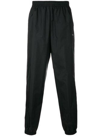 BALENCIAGA logo print jogging pants $650