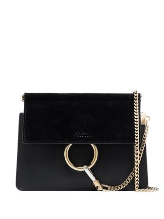 Chloé Mini Faye Chain Bag - Farfetch