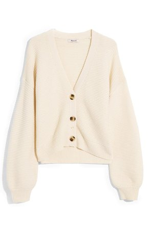 Madewell Shelley Cardigan | Nordstrom