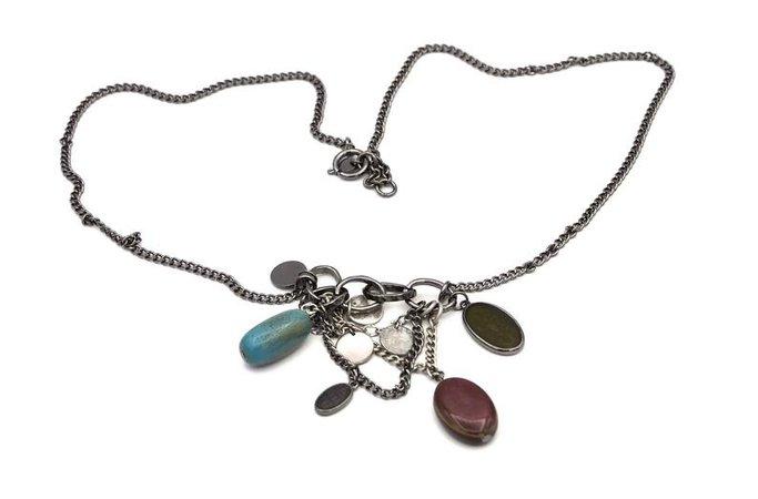 Long Mexx Necklace Boho Style | Etsy