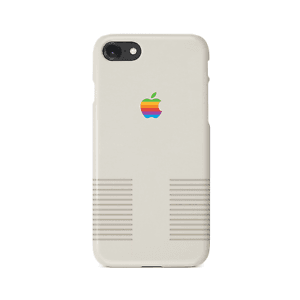 Retro Macintosh Apple Vintage iPhone Case | Beige | Hard Cover | FREE SHIP USA | eBay