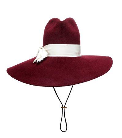 Felt Hat - Gucci | mytheresa.com