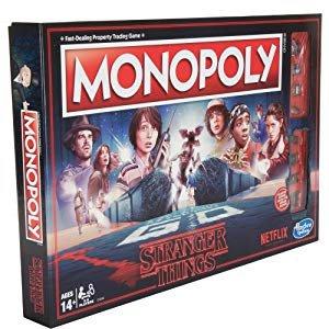 Hasbro Games Stranger Things Monopoly Board Game, Board Games - Amazon Canada