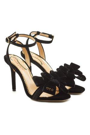 Velvet Sandals Gr. IT 38
