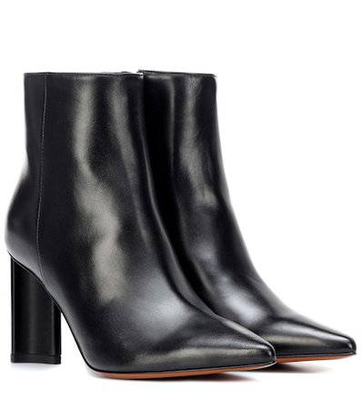 Katiaa leather ankle boots
