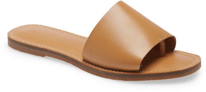 The Boardwalk Post Slide Sandal