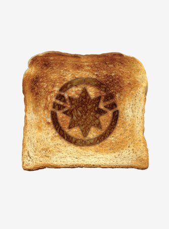 Marvel Captain Marvel Toaster