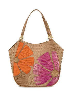 tote yellow and orange pink - Google Search